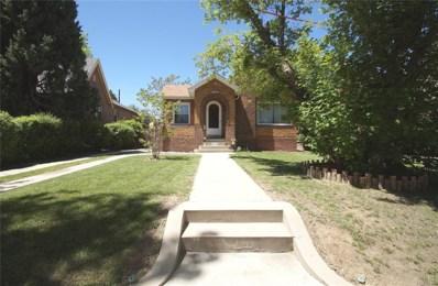 1405 Dahlia Street, Denver, CO 80220 - MLS#: 4700940