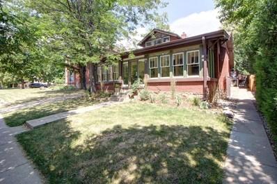 1519 Pine Street UNIT 3, Boulder, CO 80302 - MLS#: 4703963
