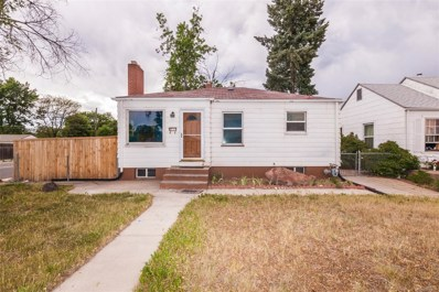 3897 S Logan Street, Englewood, CO 80113 - MLS#: 4705717