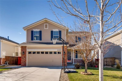 2208 Buttercup Street, Erie, CO 80516 - MLS#: 4706651