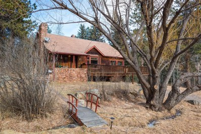 7347 S Brook Forest Road, Evergreen, CO 80439 - #: 4707374