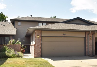 2010 46th Avenue UNIT 60, Greeley, CO 80634 - MLS#: 4709196