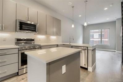 1624 Quitman Street UNIT 12, Denver, CO 80204 - MLS#: 4715712