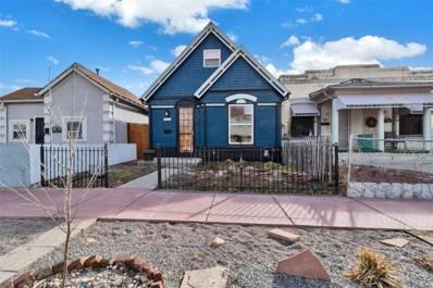 3152 N Marion Street, Denver, CO 80205 - #: 4721987