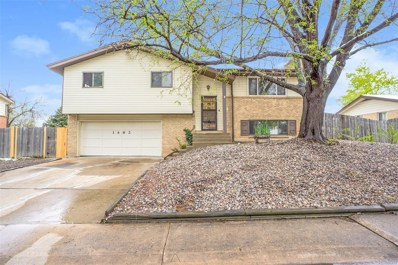 1462 W 100th Place, Northglenn, CO 80260 - #: 4722776