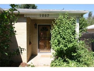 1057 Fillmore Street, Denver, CO 80206 - MLS#: 4727802