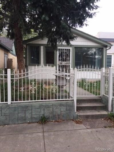 3617 Mariposa Street, Denver, CO 80211 - MLS#: 4730416