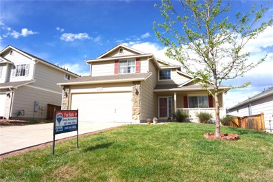 12864 Capital Creek Street, Parker, CO 80134 - MLS#: 4733036