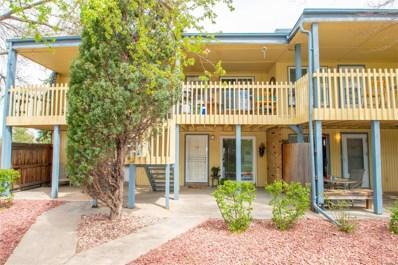 1496 S Pierson Street UNIT 106, Lakewood, CO 80232 - MLS#: 4735942