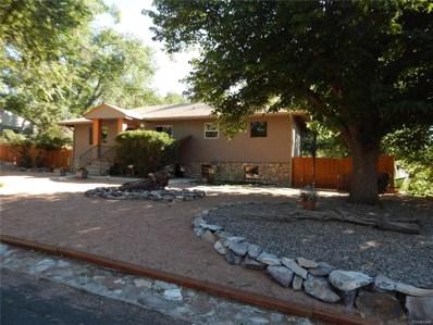 412 Yucca Drive, Colorado Springs, CO 80905 - MLS#: 4737030