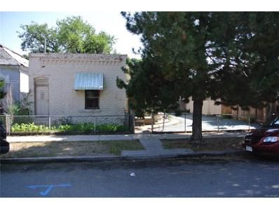 3818 N Williams Street, Denver, CO 80205 - MLS#: 4740342