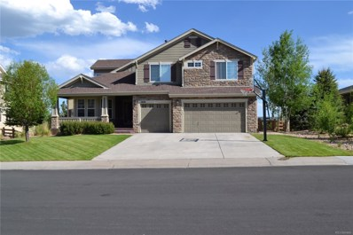 4826 Wagontrail Court, Parker, CO 80134 - MLS#: 4741313