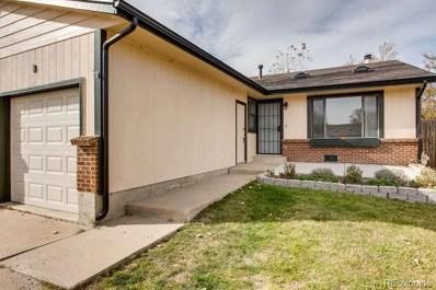 14276 E Montana Circle UNIT B, Aurora, CO 80012 - MLS#: 4743699