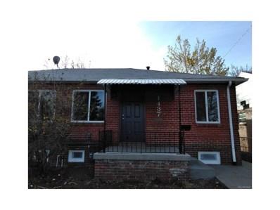 1437 Spruce Street, Denver, CO 80220 - MLS#: 4744651