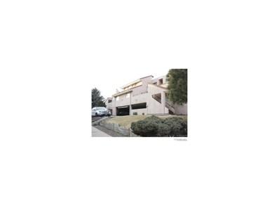 1820 Newland Court UNIT 310, Lakewood, CO 80214 - MLS#: 4744815