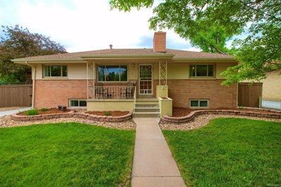 5895 S Huron Street, Littleton, CO 80120 - #: 4750038