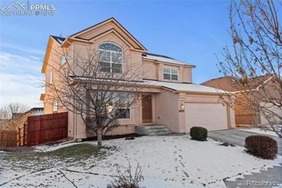 7409 Flathead Lake Drive, Colorado Springs, CO 80923 - MLS#: 4750807