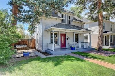 3841 Zenobia Street, Denver, CO 80212 - #: 4754325