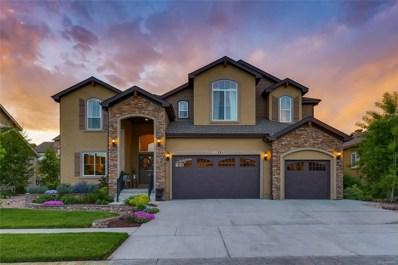 1138 Crystal Basin Drive, Colorado Springs, CO 80921 - MLS#: 4756726