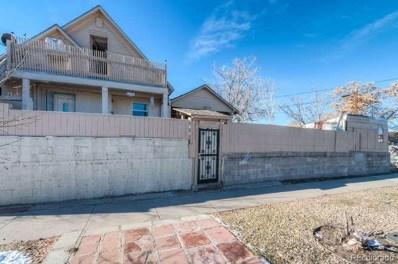 3455 N Downing Street, Denver, CO 80205 - MLS#: 4759719