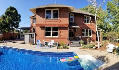 2315 Eudora Street, Denver, CO 80207 - #: 4761429