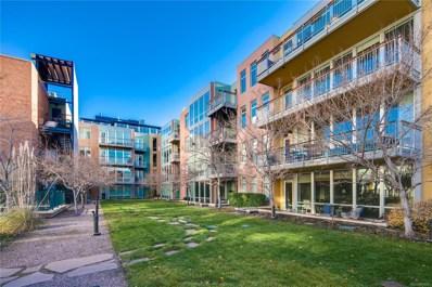 1401 Delgany Street UNIT 309, Denver, CO 80202 - #: 4761510