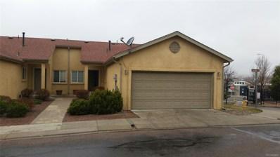 616 Cima Vista Point, Colorado Springs, CO 80916 - MLS#: 4765144
