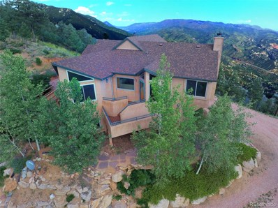 5675 Crystal Park Road, Manitou Springs, CO 80829 - #: 4767290
