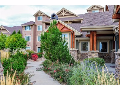 10056 W Unser Drive UNIT 107, Littleton, CO 80127 - MLS#: 4770257