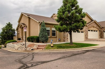 5834 Roy Heights, Colorado Springs, CO 80918 - MLS#: 4775628