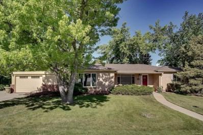 3905 Garrison Street, Wheat Ridge, CO 80033 - #: 4775864