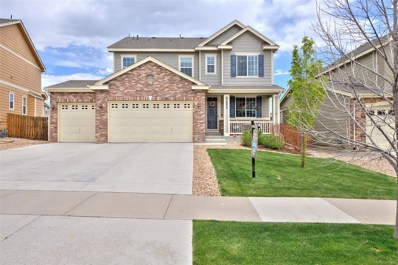 11372 S Trailmaster Circle, Parker, CO 80134 - #: 4777538