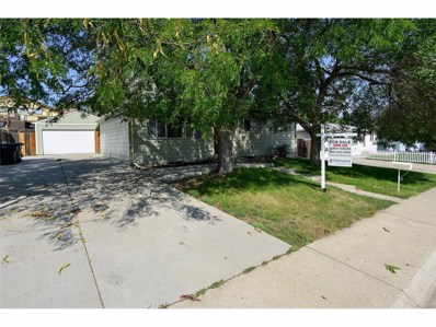 8823 Bruce Street, Thornton, CO 80260 - MLS#: 4786608