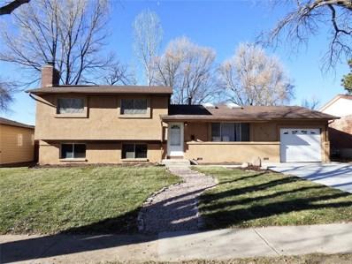 2106 Wold Avenue, Colorado Springs, CO 80909 - MLS#: 4794007