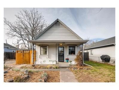 1441 Chase Street, Lakewood, CO 80214 - MLS#: 4795308