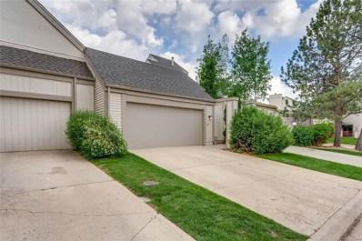 2770 S Elmira Street UNIT 10, Denver, CO 80231 - MLS#: 4795483