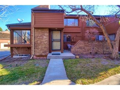 2685 S Dayton Way UNIT 311, Denver, CO 80231 - MLS#: 4795809