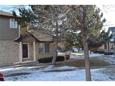 1129 W 112th Avenue UNIT A, Westminster, CO 80234 - MLS#: 4796397