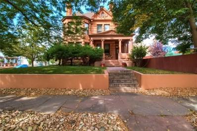 1407 N Humboldt Street UNIT 2, Denver, CO 80218 - #: 4799566