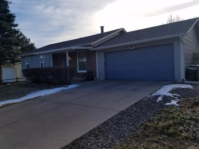 17880 E Gunnison Place, Aurora, CO 80017 - MLS#: 4800109