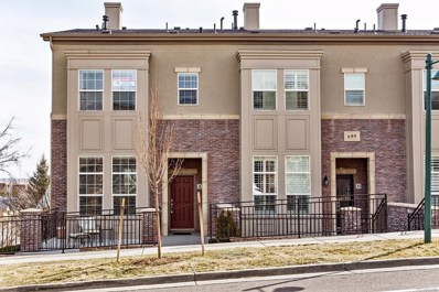695 Bristle Pine Circle UNIT A, Highlands Ranch, CO 80129 - #: 4802366
