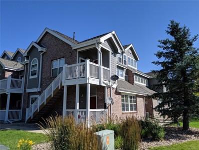 16320 E Fremont Avenue UNIT 6, Aurora, CO 80016 - #: 4804053
