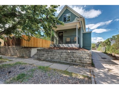 3817 Vrain Street, Denver, CO 80212 - MLS#: 4805124
