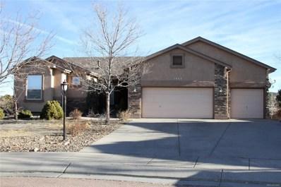 3654 Oak Meadow Drive, Colorado Springs, CO 80920 - MLS#: 4806610