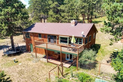 24673 Chris Drive, Evergreen, CO 80439 - #: 4806969
