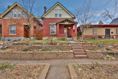 3539 Quitman Street, Denver, CO 80212 - #: 4809666