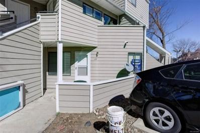 12478 W Nevada Place UNIT 102, Lakewood, CO 80228 - MLS#: 4809818