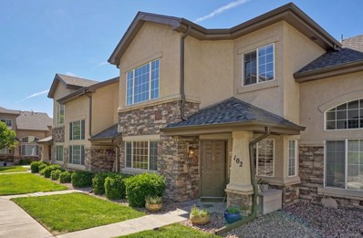 1375 S Chambers Road UNIT 102, Aurora, CO 80017 - #: 4810168