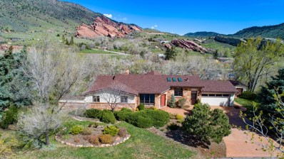 131 Red Rocks Vista Drive, Morrison, CO 80465 - #: 4810239