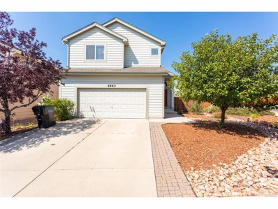 4660 Laramie Sky Drive, Colorado Springs, CO 80922 - MLS#: 4811925